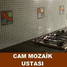 Cam Mozaik Ustası