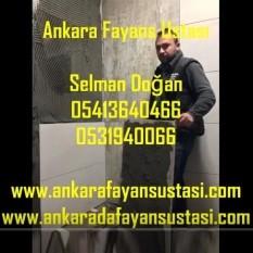 Fayans Uygulamaları Videosu