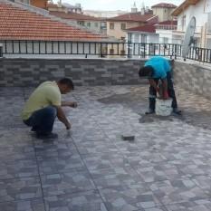 Ümitköy Teras Fayans İşçiliği