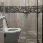 Ankarada fayans ustası Selman Usta olarak baştan sona yapılan modern banyo fayans uygulaması